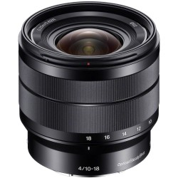 SONY E 10-18 mm F4 OSS en JJVico Shop