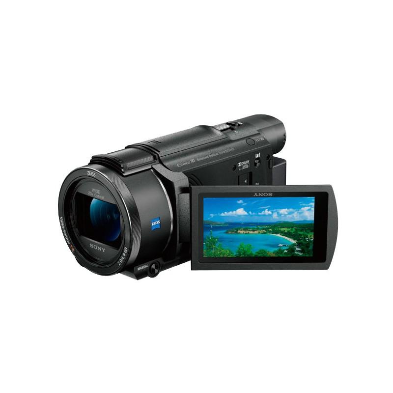 Videocámara Handycam SONY 4K AX53 en JJVicoShop
