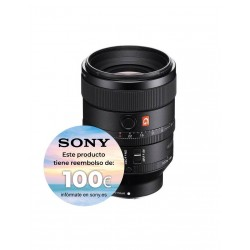 SONY FE 100mm F2,8 STF GM OSS